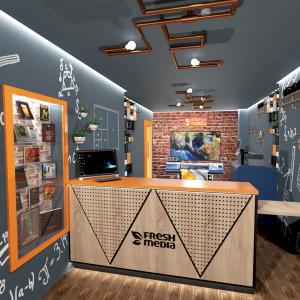 Fresh Media Creative Center