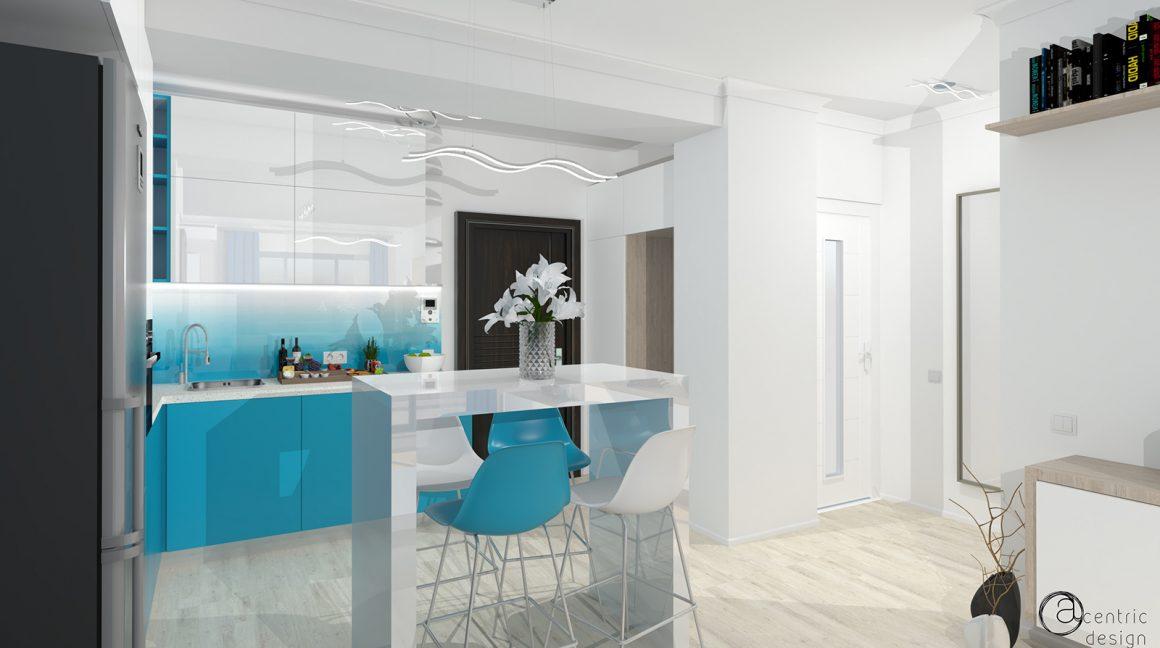 Apartament de vacanta, Sea View Residence, Mamaia Nord